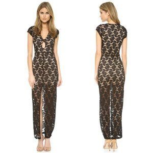 Nightcap x Carisa Rene Teardrop Maxi Dress